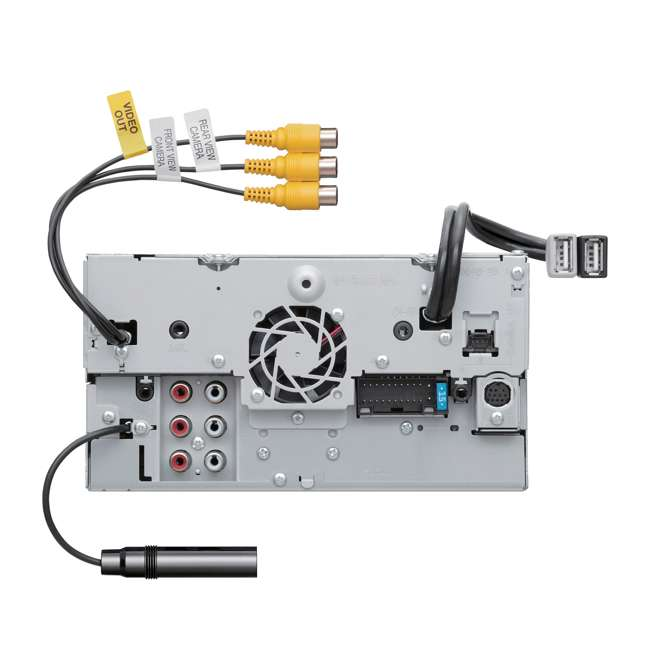 DMX7705 Kenwood eXcelon 6.95-Inch Receiver with Bluetooth & HD Radio 2