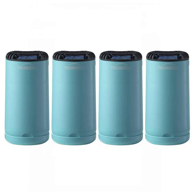 4 x MRPSB Thermacell Outdoor Patio & Camping Shield Mosquito Insect Repeller (4 Pack)