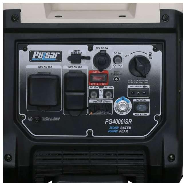 PG4000ISR Pulsar 4000 Watt Inverter Generator with Remote Start 3