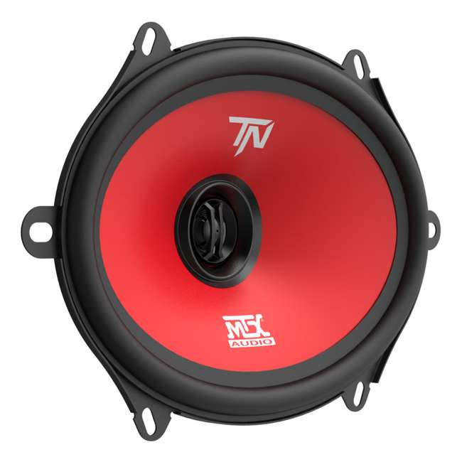 TERMINATOR68 MTX Terminator 68 5 by 7 Inch Speaker Pair with 55 Watt RMS Power Capability 1