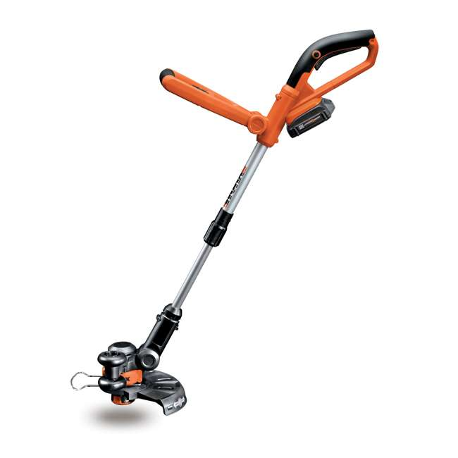 WG155 Worx WG155 20V Lithium-Ion Trimmer & Edger with Battery & Charger 2
