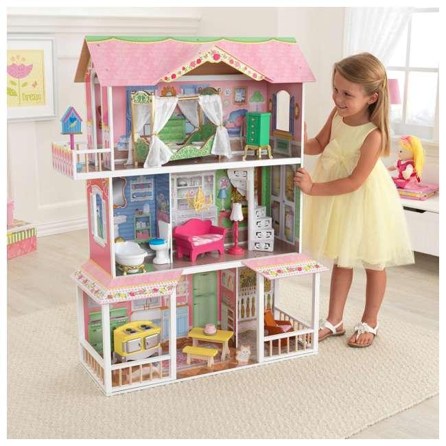 65851 KidKraft Sweet Savannah Dollhouse 1