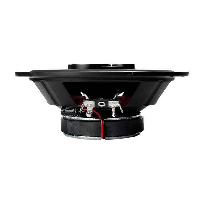 R165X3-U-B Rockford Fosgate 6.5-Inch 90W 3 Way Coaxial Speakers (Pair) 5
