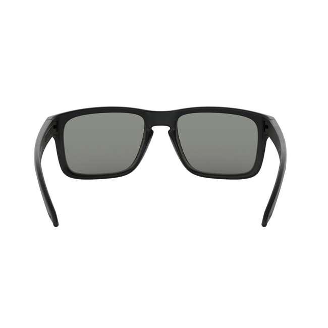 OO9102-36 Oakley OO9102-36 Classic Holbrook Sunglasses, Matte Black/Positive Red Iridium
