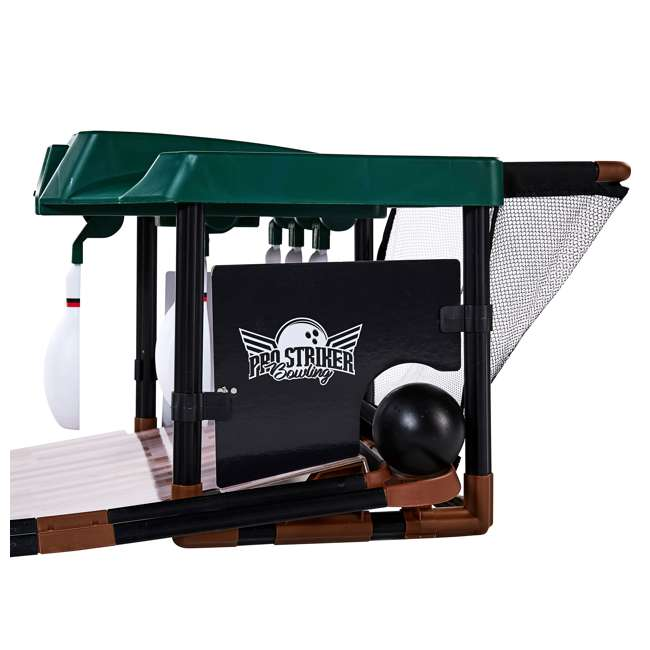 ARC085_018P-U-A Lancaster Electronic Kids Bowling Alley Arcade Game w/ Ball Return (Open Box) 1