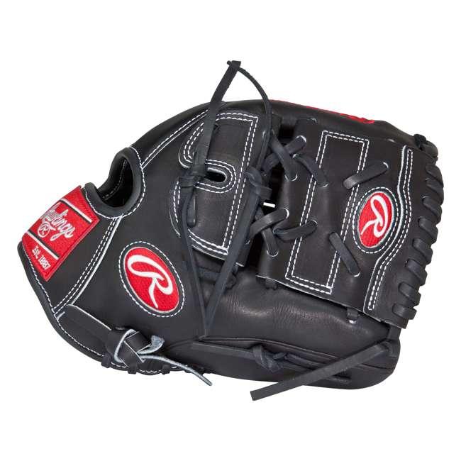 PRO206-9JB Rawlings Heart of the Hide 12-Inch Infield 2-Piece Adult Baseball Glove
