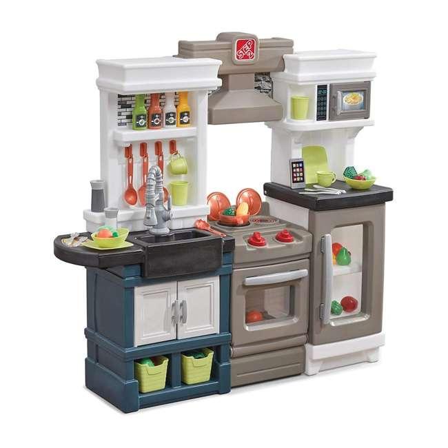 879799 Step2 Plastic Pretend Play Modern Metro Kitchen