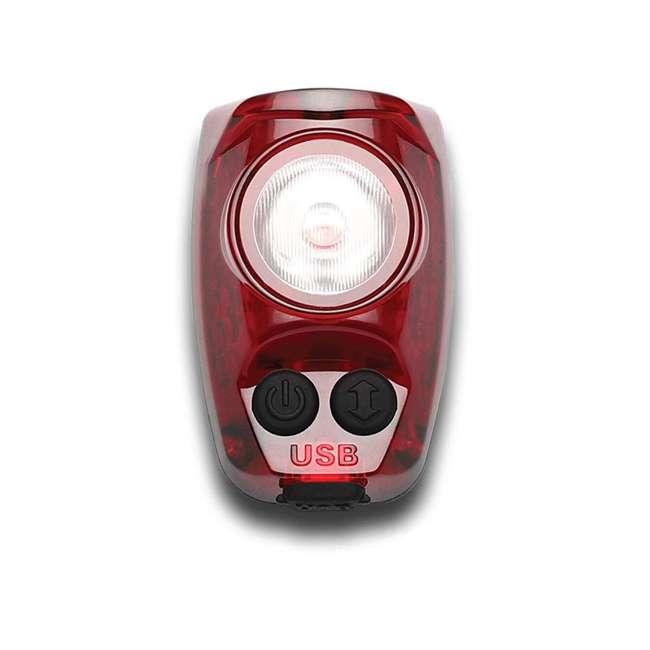 MTR-800-150 Cygolite Metro Plus 800 Headlight & Hotshot Pro 150 Taillight USB Combo Set 3