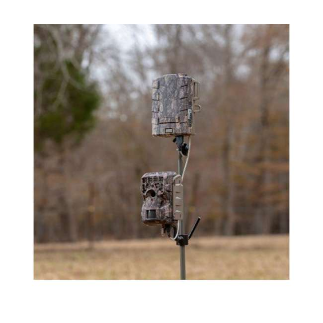 3 x MCG-13332 Moultrie M8000i Invisible Flash Mobile Compatible Game Hunting Camera (3 Pack) 4