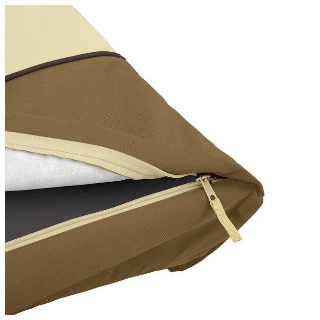 "55-794-201501-00 Classic Accessories Veranda 54"" Flatscreen Outdoor TV Weather Resistant Cover 2"