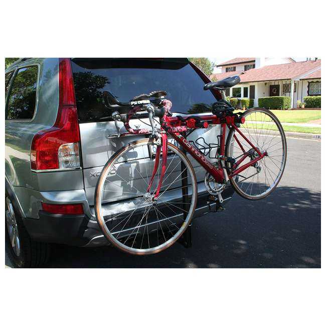 70212 Allen Sports Compact 1-Bike Trunk Mounted Vehicle Bike Rack Carrier 1