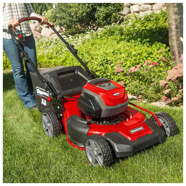 SNAP-1687884-OB Snapper XD 82-Volt 21-Inch Lawn Mower with Battery & Charger (Open Box) 5
