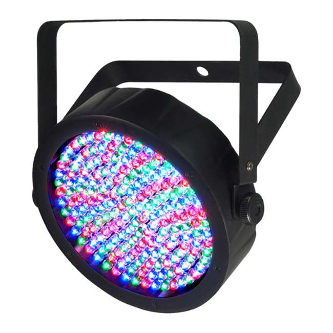 SLIM-PAR64 + CHS-25 Chauvet Slim-Par 64 LED Stage Light (2 Pack) + Carry Bag 2