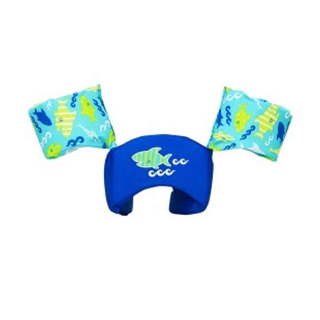 6044358-SW SwimWays Sea Squirts Kids Swimming Life Jacket, Shark