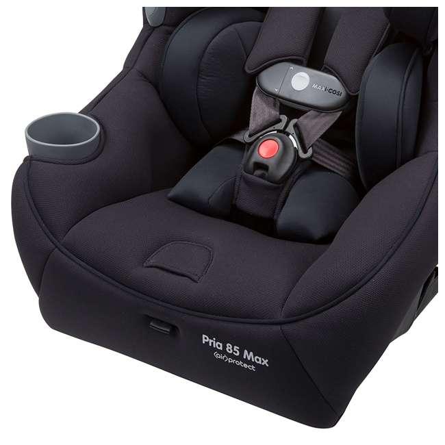 CC213EMJ Maxi-Cosi Pria 85 Max Convertible Car Seat, Night Black 3