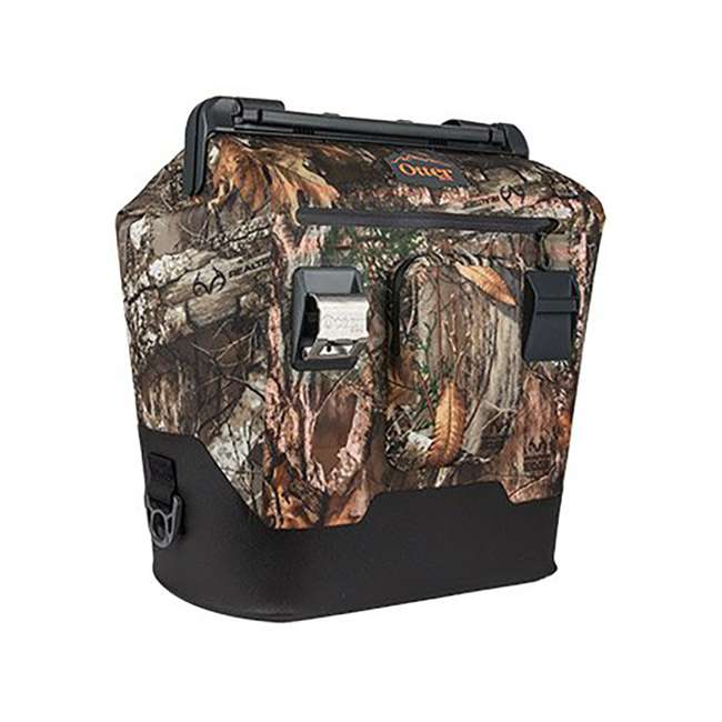 77-57748 OtterBox 30-Quart Softside Trooper Cooler with Carry Strap, Forest Edge Camo 2