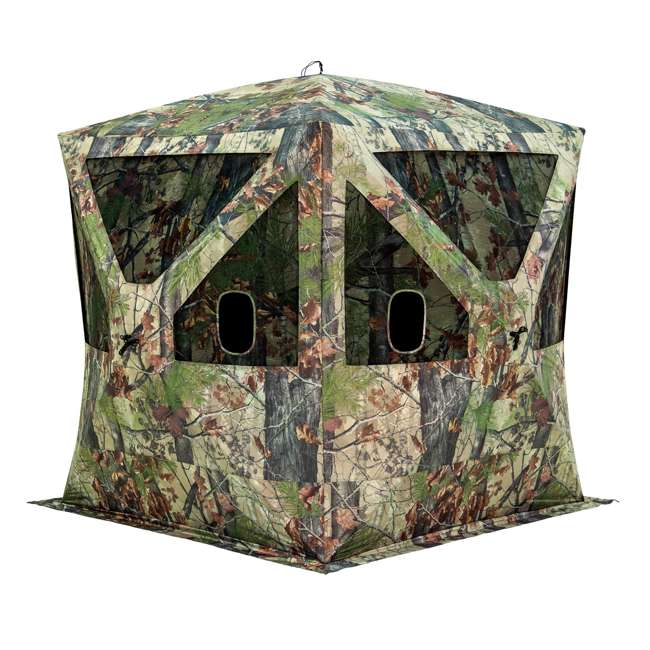 3 x BARR-BC350BW Barronett Blinds Big Cat 350 Backwoods Pop Up 3 Person Hunting Blind (3 Pack) 1