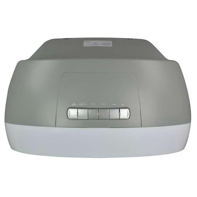 EC111W-U-A NewAir 250 Sq Ft 3 Speed Comfort Evaporative Cooler, White (Open Box) (2 Pack) 7
