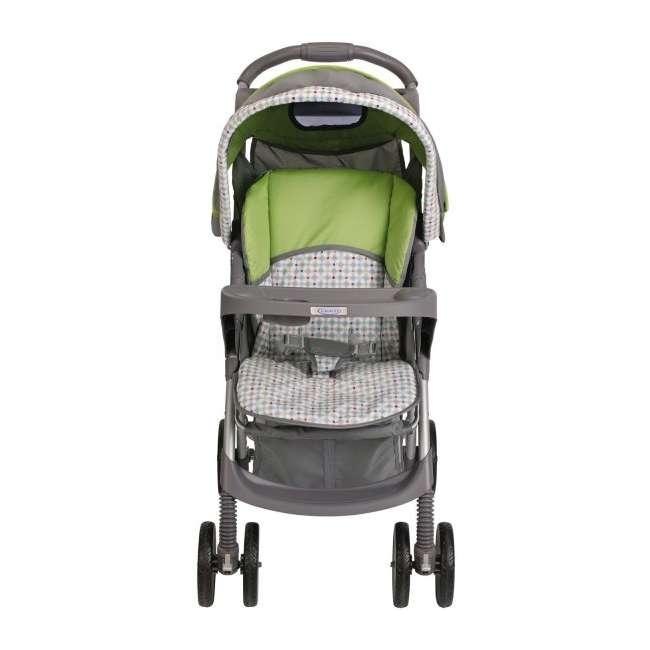 6M05PAS3 Graco LiteRider Deluxe Baby Stroller - Pasadena 1