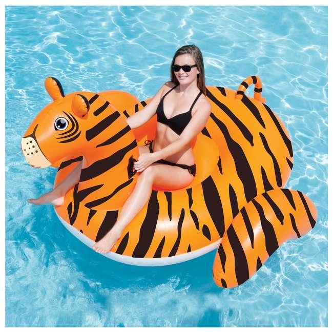 90718 Swimline Giant Tiger Swimming Pool Float  3