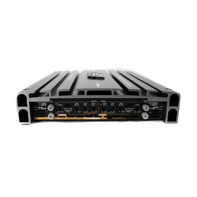 PB618 Pyramid PB618 2000-Watt 4-Channel Amplifier (2 Pack) 4