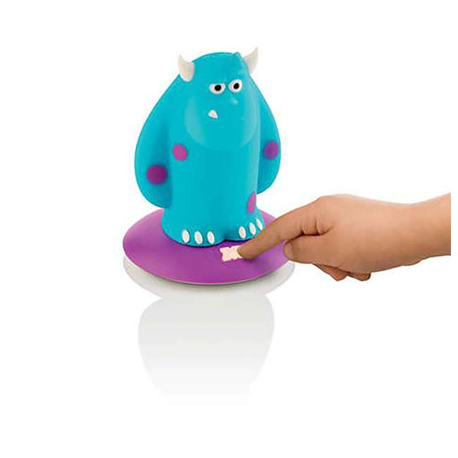4 x PLC-798538 Philips Disney Sulley SoftPal Portable Light Friend  (4 Pack) 7