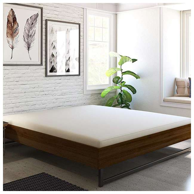 5473396 Dorel Signature Sleep Memoir 6 Inch Memory Foam Mattress, King Certified Foam 3