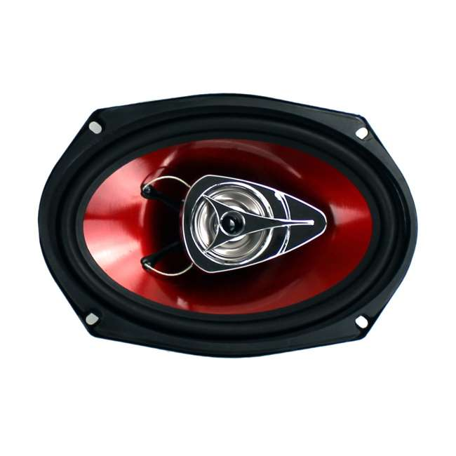 CH6530 + CH6920 Boss CH6530 6.5-Inch with 6x9-Inch CH6920 Speakers Package 6