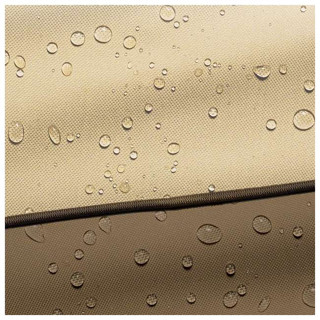 "55-794-201501-00 Classic Accessories Veranda 54"" Flatscreen Outdoor TV Weather Resistant Cover 5"