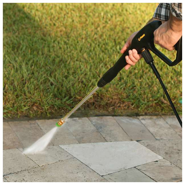 NXG-2200R-U-A Bloom USA 2200 PSI 1.76 GPM 14.5 Amp Electric Pressure Power Washer (Open Box) 8
