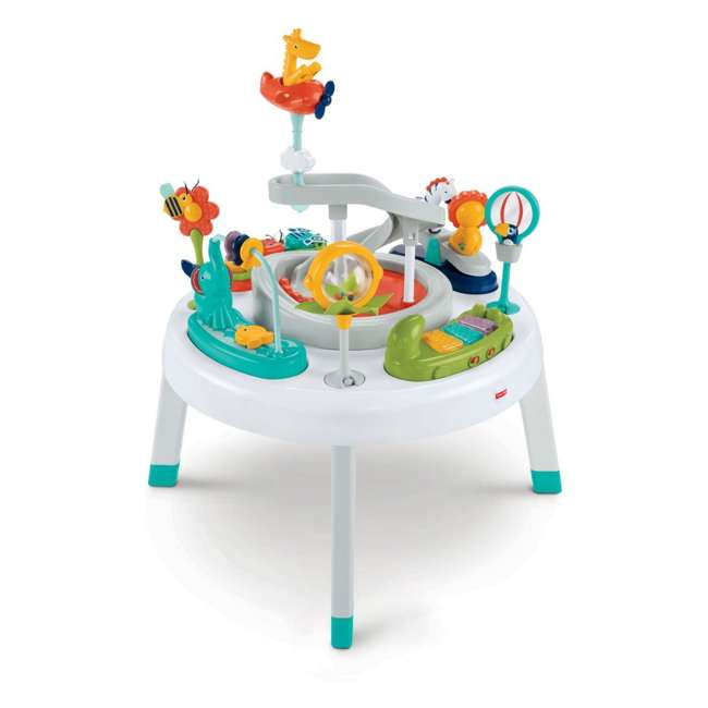 FFJ01 2-in-1 Sit-to-Stand Activity Center 3