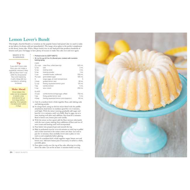 BUNDTS Beautiful Bundts: 100 Recipes for Delicious Cakes and More by Julie Anne Hession 2