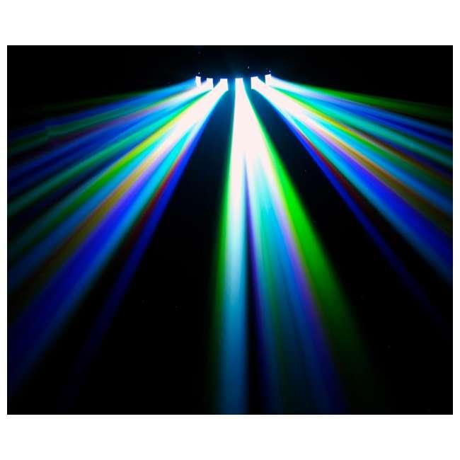 DERBY-X-RB Chauvet DJ Derby X 90-LED Rgb DMX-512 Strobe Light Pro Club Lighting Effect 9