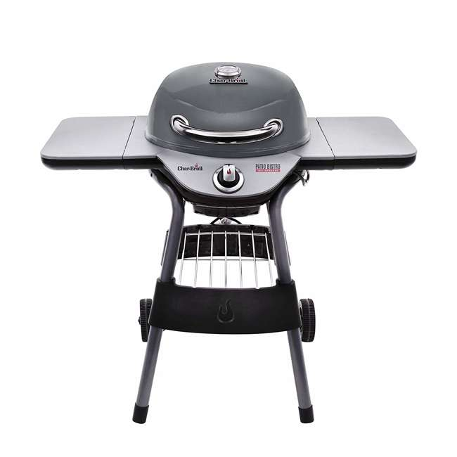 17602066 Char Broil TRU InfraRed Patio Bistro Electric Grill  2