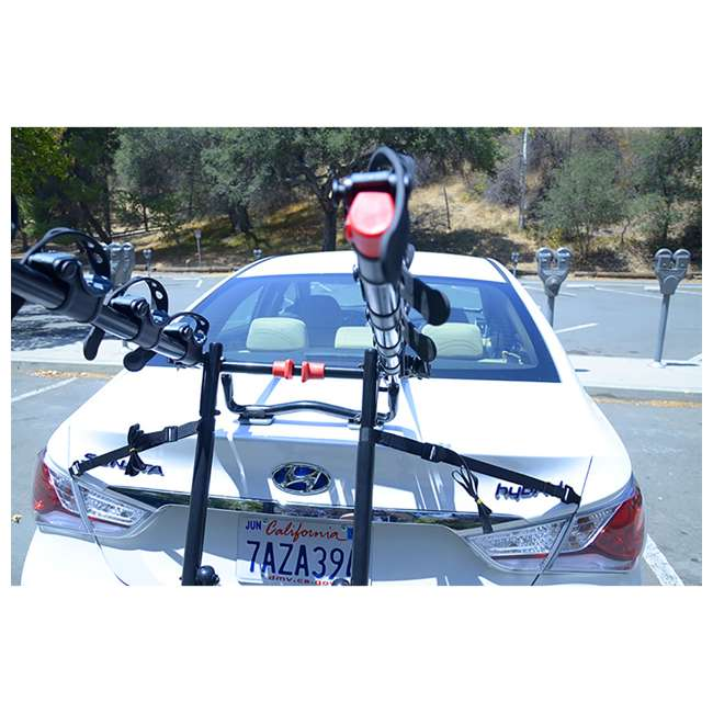 S-104-U-A Allen Sports USA S104 Premium 4-Bike Truck Carrier Rack 4