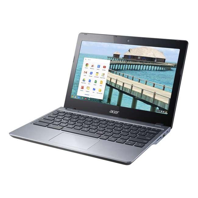 "NX.MJAAA.004-C-SKIN Acer ChromeBook 11 2955U, 4GB RAM, 16GB SSD 11.6"" Laptop (Certified Refurbished) 4"
