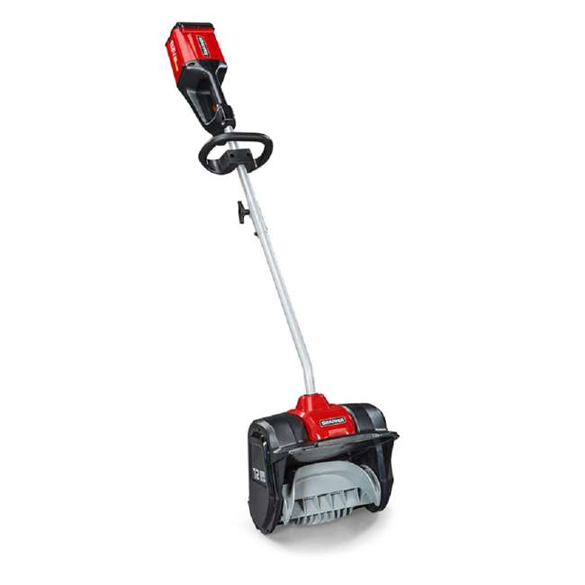1696871 Snapper XD 82V Max Cordless Snow Shovel Tool (Battery and Charger Not Included)