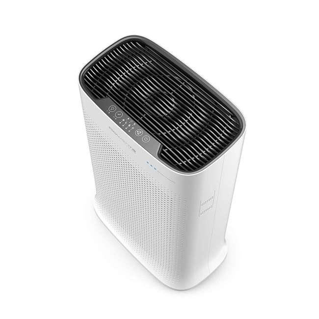 PU3030U0 Rowenta PU3030U0 Air Purifier Cleaner with Active Air Carbon Filter, White 1