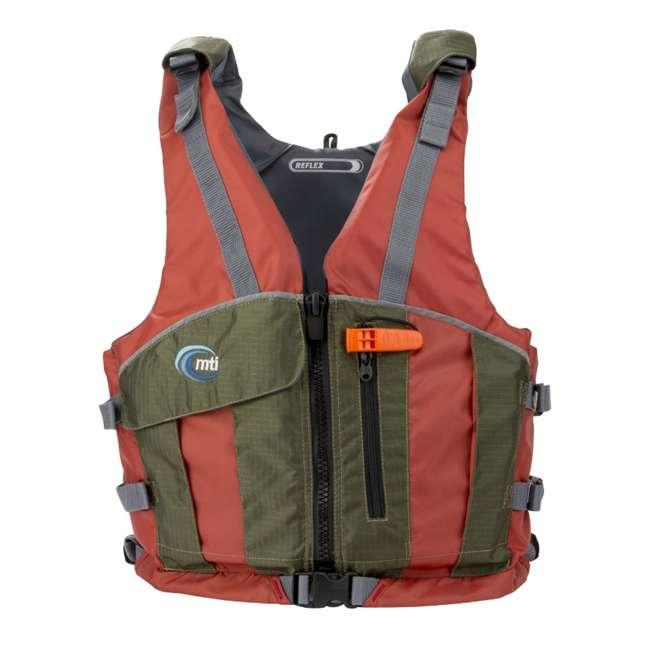 MTI-702I-0RG23 MTI Life Jackets Reflex Adult XS/S Life Jacket, Copper