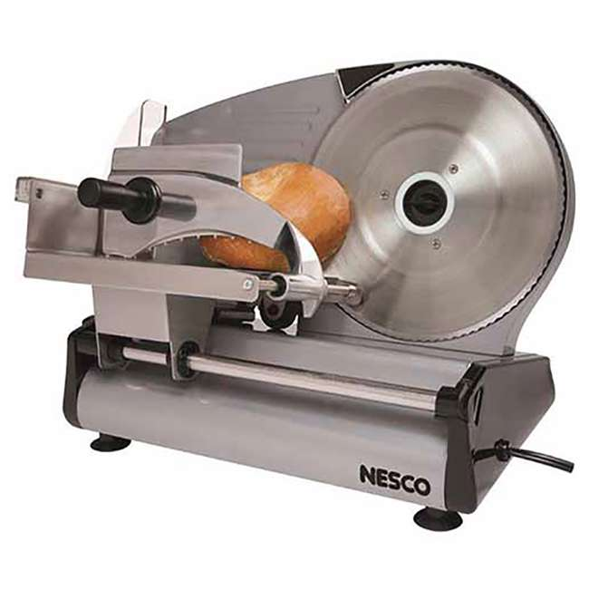FS-250 Nesco FS-250 180-Watt Food Slicer w/ 8.7-Inch Blade (2 Pack) 4