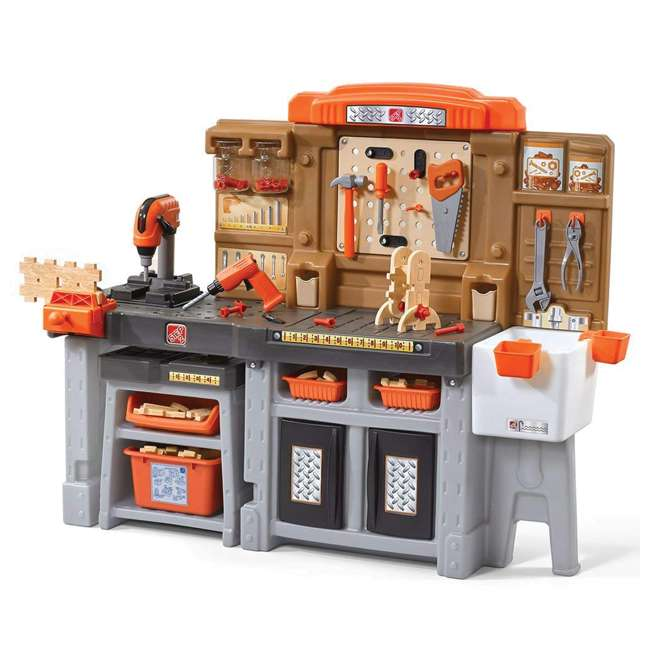 489099 Step2 Pro Play Kids Workshop and Utility Bench