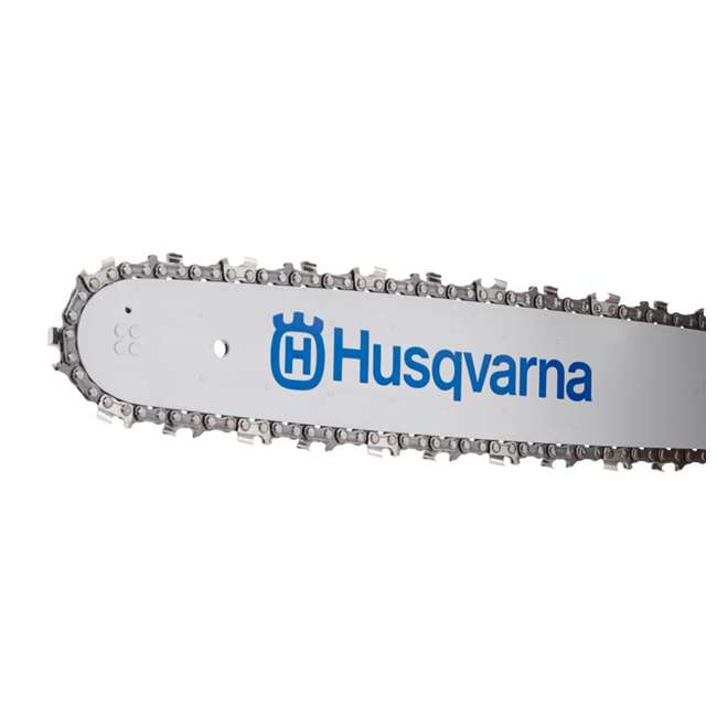 967650802 - Old Husqvarna 435 E-Series 16-Inch Smart Start Chainsaw (2 Pack) 3