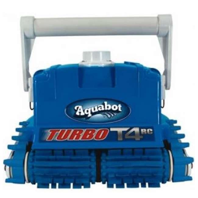 ABTURT4R1-U-C Aquabot Turbo T4RC In-Ground Robotic Swimming Pool Cleaner (For Parts) (2 Pack) 2
