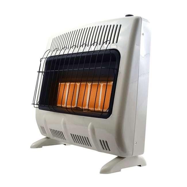 Mr Heater 30 000 Btu Radiant Propane Space Heater Mh