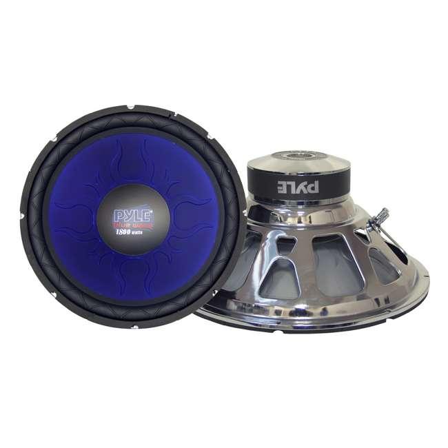 Pyle PL1890BL 18-Inch 3600 Watt Car Audio Subwoofers (Pair