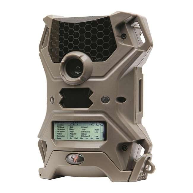 3 x WGI-V10i20A1 Wildgame Innovations Vision 10 10MP IR Game Trail Camera (3 Pack) 1