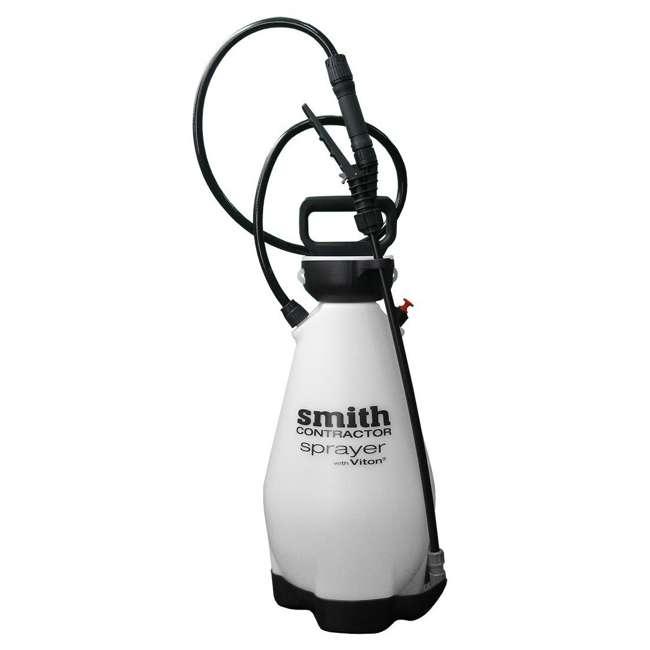 Smith 190504 Contractor Outdoor Versatile 1 Gallon Lawn Garden Hand Pump  Sprayer