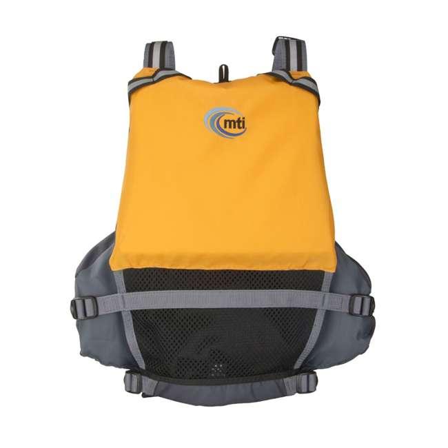 MTI-807L-0EA23 MTI Life Jackets Solaris Adult XS/S Life Jacket, Mango 2