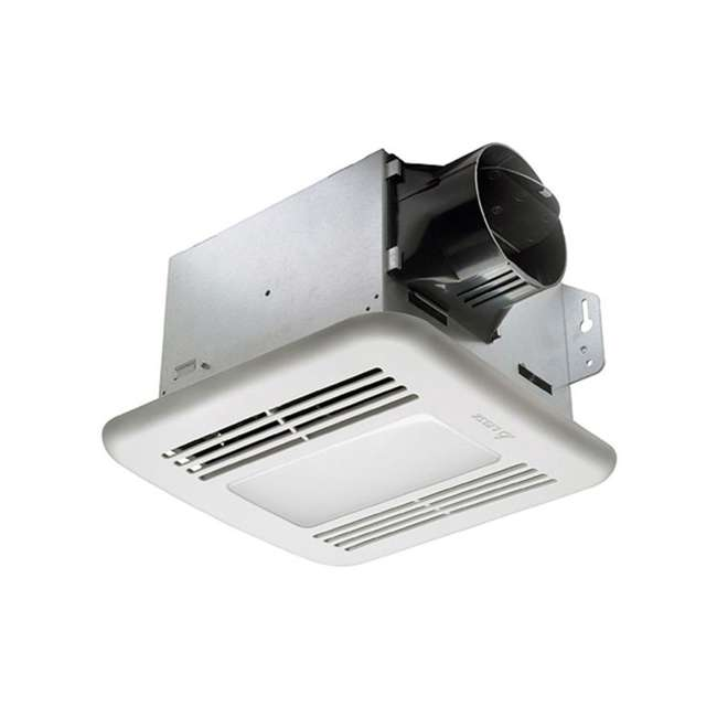 GBR80LED-U-A Delta Breez  Green Builder 80 CFM Ventilation Fan, LED Light (Open Box) (2 Pack)