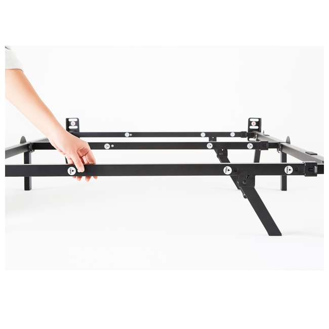 VMI-C900-M2-U-C intelliBASE Adjustable Twin Full Queen Box Spring Metal Bed Frame (For Parts) 3